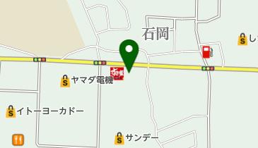 ココス 五所川原店の地図画像