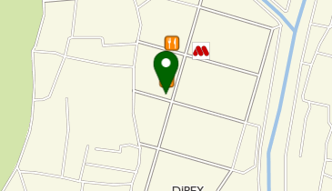 ココス 宮崎大島店の地図画像
