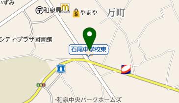 ジョリーパスタ 和泉店の地図画像
