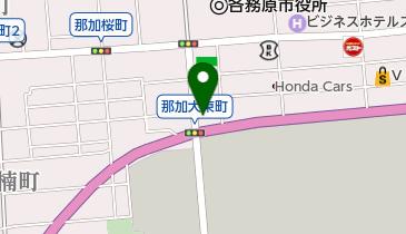 伝丸 21号各務原店の地図画像