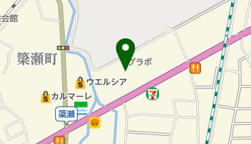 ナムコ DARTS STAGE 宇都宮店の地図画像
