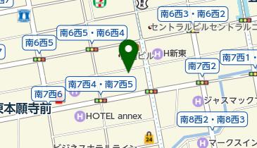 BAR AQUAVITEの地図画像