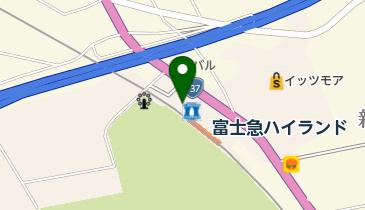 プラット ハイランド駅前店の地図画像