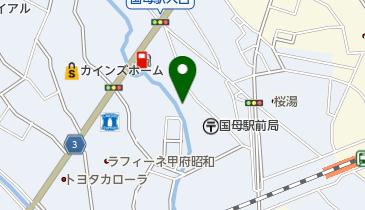 プラサカプコン甲府店の地図画像