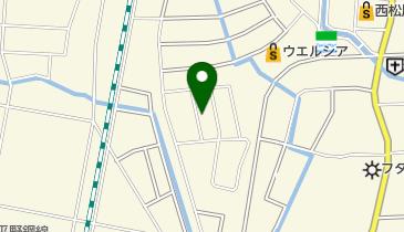 ボーリングレインボー宇都宮店の地図画像