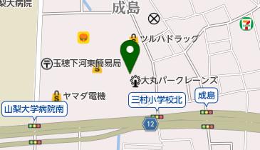 大丸パークレーンズの地図画像