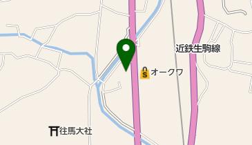 ソフトバンク生駒菜畑の地図画像