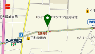 びっくりドンキー 今福鶴見店の地図画像