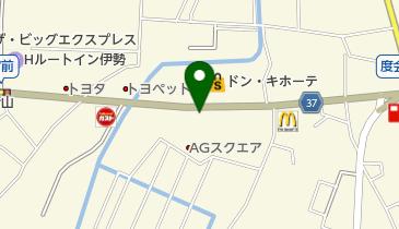 オフハウス 伊勢中須店の地図画像