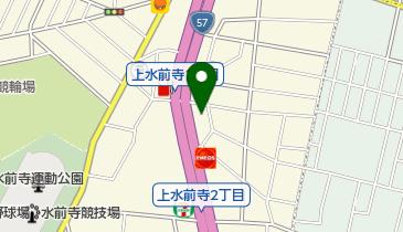 カメラのキタムラ 熊本・東バイパス中央店の地図画像