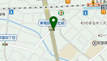 トヨタレンタカ- 荻窪南口店の地図画像
