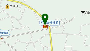 デイリーヤマザキ 福津宮司店の地図画像
