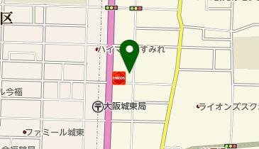 ニコニコレンタカー 今福鶴見店の地図画像