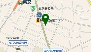 ニコニコレンタカー 葛飾柴又店の地図画像