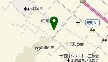 HIF 北海道国際交流センターの地図画像