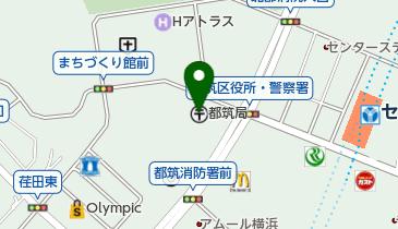 郵便 局 都筑 「都筑郵便局駐車場」(横浜市都筑区