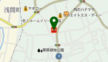新座エコ・ステーションの地図画像