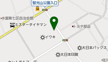 狭山エコ・ステーションの地図画像