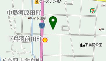 アート引越センター 京都支店 の地図画像