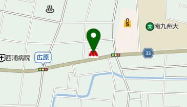 モスバーガー都城大学通り店の地図画像