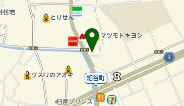 モスバーガー宇都宮細谷店の地図画像