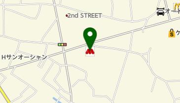 モスバーガー阿南店の地図画像