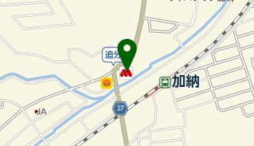 モスバーガー宮崎清武店の地図画像