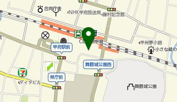 モスバーガー甲府駅前店の地図画像