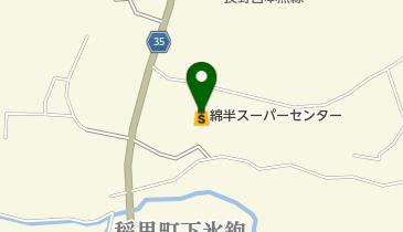 綿半スーパーセンター稲里 JCAカーピットの地図画像