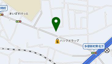 宿河原SS / エム・シー・オイル(株)の地図画像