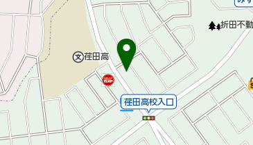 タイヤショップグリフ/株式会社GRIFFの地図画像