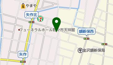 [EV]ネッツトヨタ石川南店の地図画像
