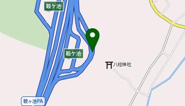 東海環状自動車道 鞍ヶ池スマートIC 外回り 入口の地図画像