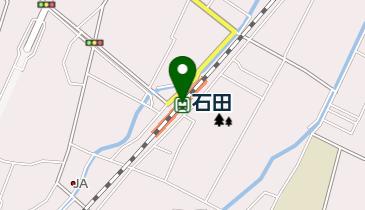 石田(福岡県)の地図画像