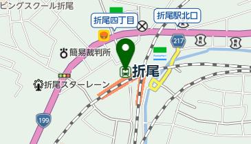 折尾の地図画像