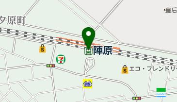 陣原の地図画像