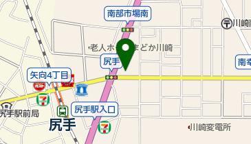 MIKI DANCE STUDIO(ミキ ダンス スタジオ) 川崎西口の地図画像