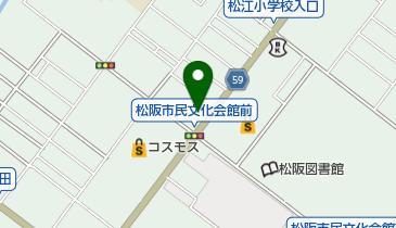 スペイン石窯パン 513BAKERY(コイサンベーカリー) 三重松阪川井町店の地図画像