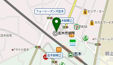 セリア マルイファミリー志木店の地図画像