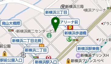 株式会社ココカラファインの地図画像