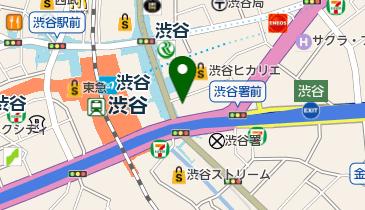 フルコンプ 渋谷東口店の地図画像