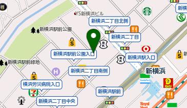 Body Reset LUXEY(ボディ リセット リュクシー)の地図画像