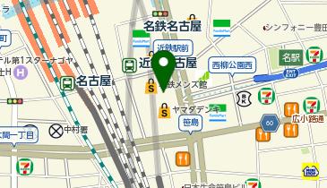 ナチュラルキッチン&(アンド) 名鉄百貨店 本店の地図画像
