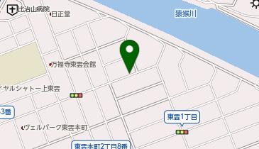 石野教室の地図画像