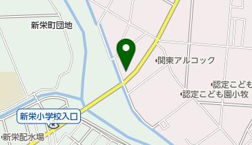コイン洗車場 クリーンプラザ越谷店の地図画像