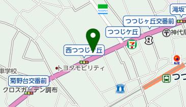 ドライバーズ東京の地図画像