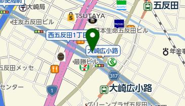 タキゲン製造 株式会社の地図画像