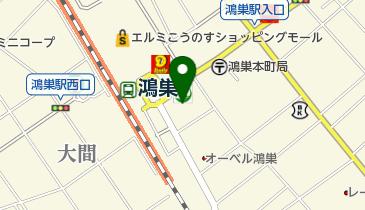 レンタサイクル鈴木自転車パーキングの地図画像