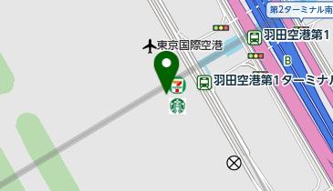 ace.(エース) 羽田空港店の地図画像