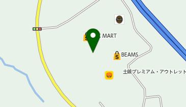 キッチンスギモト 土岐プレミアム・アウトレット店の地図画像